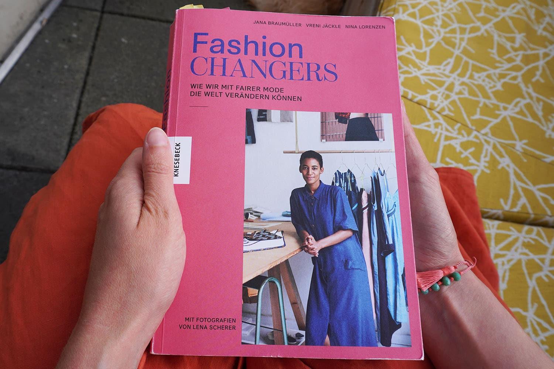 Das Buch der Fashion Changers ist eine meiner liebsten Lektüren